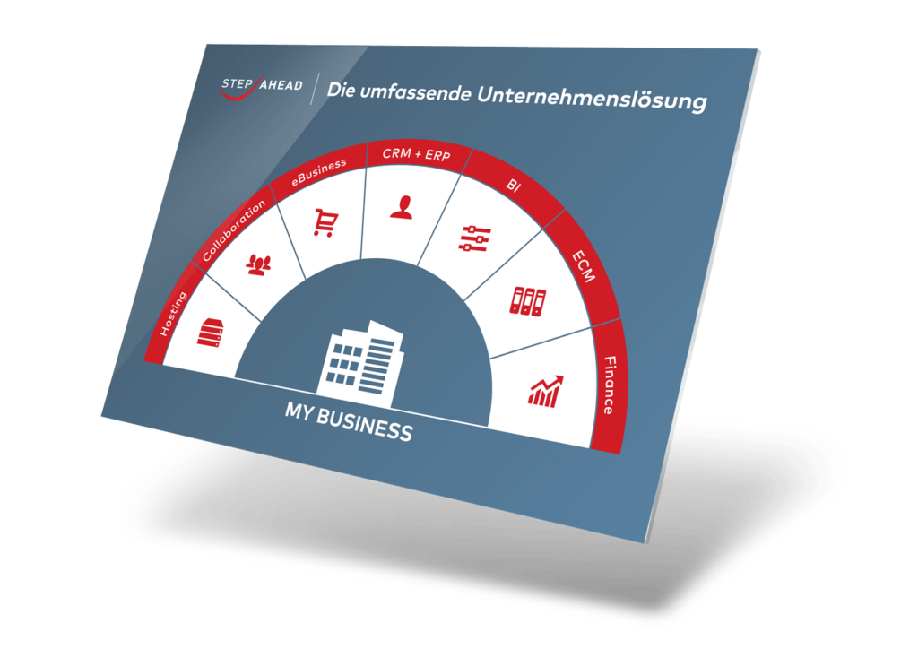 jucom ist Partner der Step Ahead Business Solution