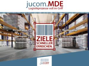 Ikea Distribution benutzt die jucom.MDE Software