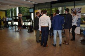 jucom beim Kundentag mit der Step Ahead AG 2017