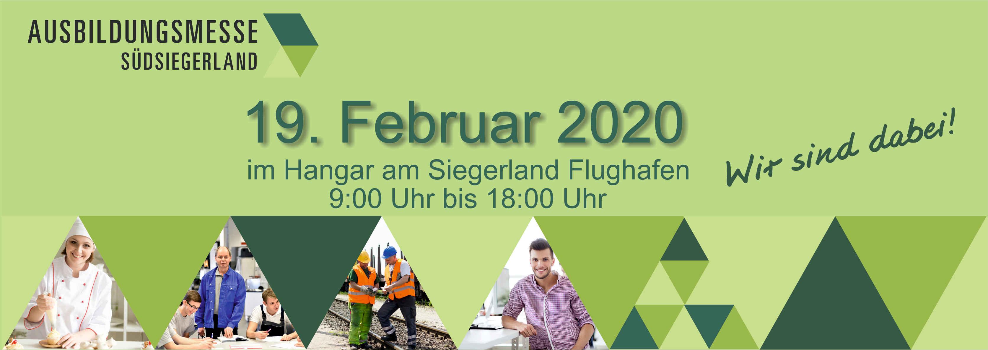 Ausbildungsmesse Südsiegerland 2020